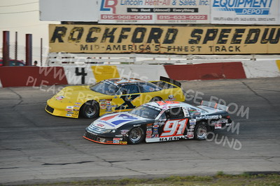 "20160611-393 - ARCA Midwest Tour ""Kar Korner All-Star 100"" at Rockford Speedway - Loves Park, IL"