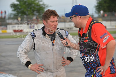 "20160611-402 - ARCA Midwest Tour ""Kar Korner All-Star 100"" at Rockford Speedway - Loves Park, IL"