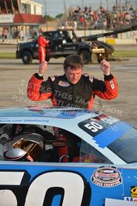 "20160611-379 - ARCA Midwest Tour ""Kar Korner All-Star 100"" at Rockford Speedway - Loves Park, IL"