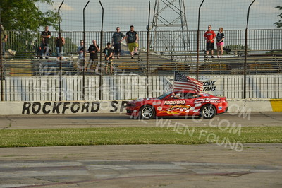 "20160611-324 - ARCA Midwest Tour ""Kar Korner All-Star 100"" at Rockford Speedway - Loves Park, IL"