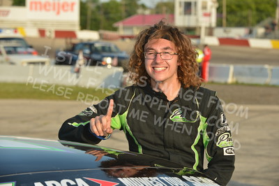 "20160611-327 - ARCA Midwest Tour ""Kar Korner All-Star 100"" at Rockford Speedway - Loves Park, IL"