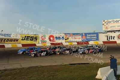 "20160611-656 - ARCA Midwest Tour ""Kar Korner All-Star 100"" at Rockford Speedway - Loves Park, IL"