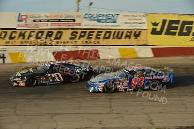 "20160611-332 - ARCA Midwest Tour ""Kar Korner All-Star 100"" at Rockford Speedway - Loves Park, IL"