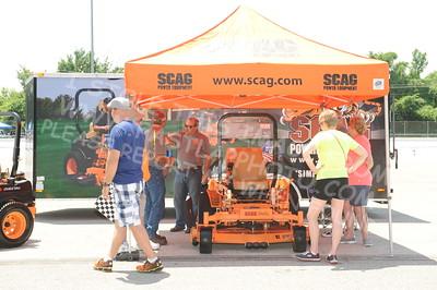"20160625 750 - ARCA Midwest Tour ""Illinois Lottery presents ARCAMT 50"" at Gateway Motorsports Park - Madison, IL - 6/25/16"