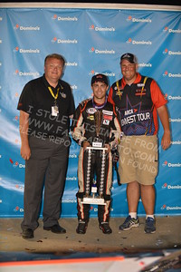 "20160626 615 - ARCA Midwest Tour ""Illinois Lottery presents ARCAMT 50"" at Gateway Motorsports Park - Madison, IL - 6/26/16"