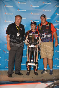 "20160626 614 - ARCA Midwest Tour ""Illinois Lottery presents ARCAMT 50"" at Gateway Motorsports Park - Madison, IL - 6/26/16"