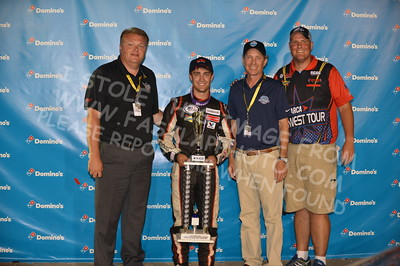 "20160626 616 - ARCA Midwest Tour ""Illinois Lottery presents ARCAMT 50"" at Gateway Motorsports Park - Madison, IL - 6/26/16"