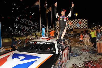 "20160626 770 - ARCA Midwest Tour ""Illinois Lottery presents ARCAMT 50"" at Gateway Motorsports Park - Madison, IL - 6/26/16"