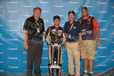 "20160626 617 - ARCA Midwest Tour ""Illinois Lottery presents ARCAMT 50"" at Gateway Motorsports Park - Madison, IL - 6/26/16"