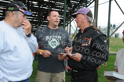 """20160715-806 - ARCA Midwest Tour """"Wayne Carter Classic 100 presented by Rod Baker Ford and Illinois Truck Equipment """" at Grundy County Speedway - Morris, IL7/15/2016"""