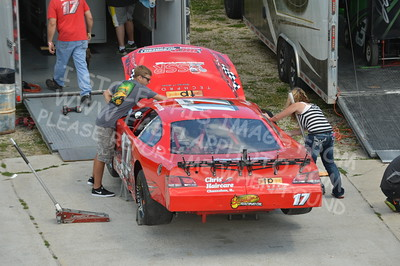"""20160715-029 - ARCA Midwest Tour """"Wayne Carter Classic 100 presented by Rod Baker Ford and Illinois Truck Equipment """" at Grundy County Speedway - Morris, IL7/15/2016"""