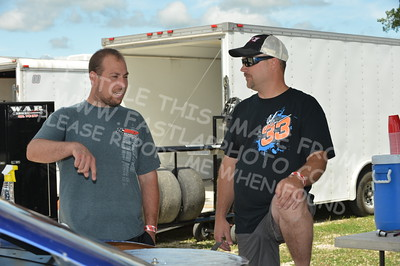 """20160715-017 - ARCA Midwest Tour """"Wayne Carter Classic 100 presented by Rod Baker Ford and Illinois Truck Equipment """" at Grundy County Speedway - Morris, IL7/15/2016"""