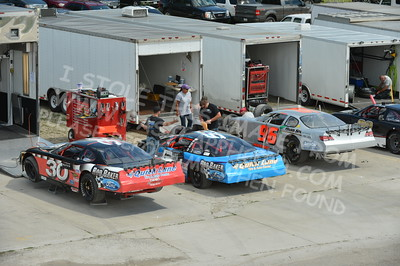 """20160715-032 - ARCA Midwest Tour """"Wayne Carter Classic 100 presented by Rod Baker Ford and Illinois Truck Equipment """" at Grundy County Speedway - Morris, IL7/15/2016"""