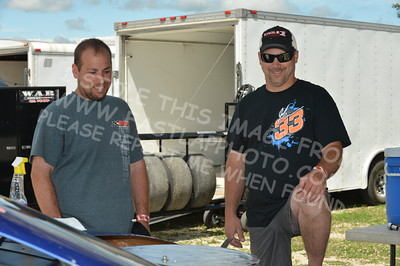 """20160715-018 - ARCA Midwest Tour """"Wayne Carter Classic 100 presented by Rod Baker Ford and Illinois Truck Equipment """" at Grundy County Speedway - Morris, IL7/15/2016"""