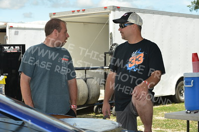 """20160715-016 - ARCA Midwest Tour """"Wayne Carter Classic 100 presented by Rod Baker Ford and Illinois Truck Equipment """" at Grundy County Speedway - Morris, IL7/15/2016"""