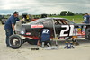 """20160715-221 - ARCA Midwest Tour """"Wayne Carter Classic 100 presented by Rod Baker Ford and Illinois Truck Equipment """" at Grundy County Speedway - Morris, IL7/15/2016"""
