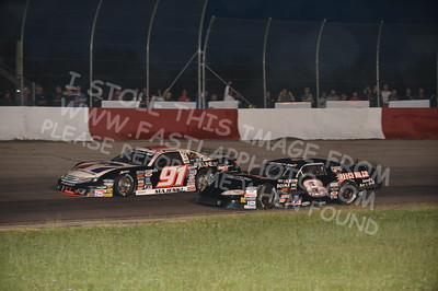 "20160715-503 - ARCA Midwest Tour ""Wayne Carter Classic 100 presented by Rod Baker Ford and Illinois Truck Equipment "" at Grundy County Speedway - Morris, IL7/15/2016"