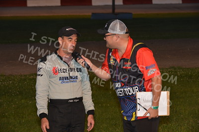 "20160715-488 - ARCA Midwest Tour ""Wayne Carter Classic 100 presented by Rod Baker Ford and Illinois Truck Equipment "" at Grundy County Speedway - Morris, IL7/15/2016"