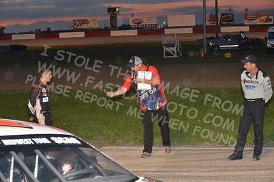 "20160715-496 - ARCA Midwest Tour ""Wayne Carter Classic 100 presented by Rod Baker Ford and Illinois Truck Equipment "" at Grundy County Speedway - Morris, IL7/15/2016"