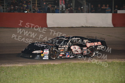 "20160715-502 - ARCA Midwest Tour ""Wayne Carter Classic 100 presented by Rod Baker Ford and Illinois Truck Equipment "" at Grundy County Speedway - Morris, IL7/15/2016"