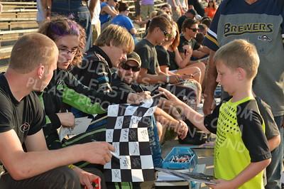 "20160802 365 - ARCA Midwest Tour ""Dixieland 250"" at Wisconsin International Raceway - Kaukauna, WI - 8/2/16"