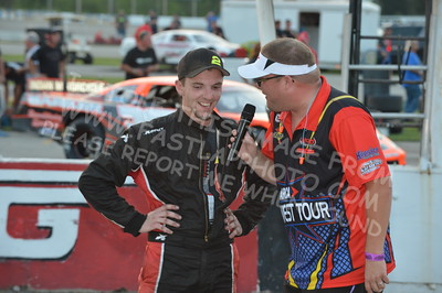 "20160802 443 - ARCA Midwest Tour ""Dixieland 250"" at Wisconsin International Raceway - Kaukauna, WI - 8/2/16"
