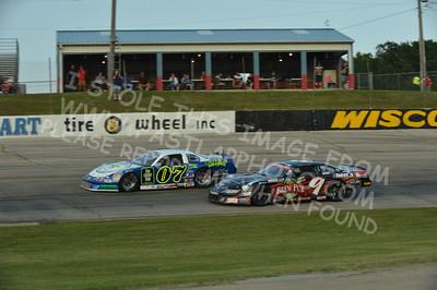 "20160802 400 - ARCA Midwest Tour ""Dixieland 250"" at Wisconsin International Raceway - Kaukauna, WI - 8/2/16"