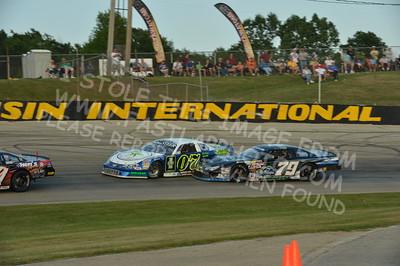 "20160802 406 - ARCA Midwest Tour ""Dixieland 250"" at Wisconsin International Raceway - Kaukauna, WI - 8/2/16"