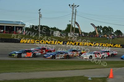 "20160802 384 - ARCA Midwest Tour ""Dixieland 250"" at Wisconsin International Raceway - Kaukauna, WI - 8/2/16"