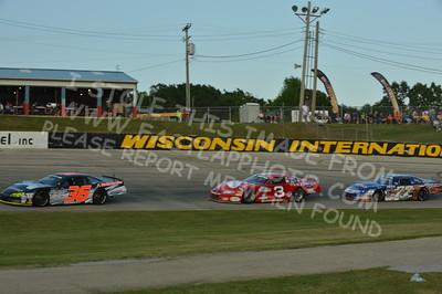 "20160802 398 - ARCA Midwest Tour ""Dixieland 250"" at Wisconsin International Raceway - Kaukauna, WI - 8/2/16"