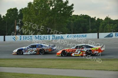 "20160802 402 - ARCA Midwest Tour ""Dixieland 250"" at Wisconsin International Raceway - Kaukauna, WI - 8/2/16"