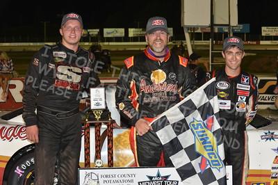 "20160802 839 - ARCA Midwest Tour ""Dixieland 250"" at Wisconsin International Raceway - Kaukauna, WI - 8/2/16"
