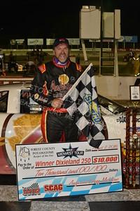 "20160802 836 - ARCA Midwest Tour ""Dixieland 250"" at Wisconsin International Raceway - Kaukauna, WI - 8/2/16"
