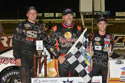 "20160802 838 - ARCA Midwest Tour ""Dixieland 250"" at Wisconsin International Raceway - Kaukauna, WI - 8/2/16"