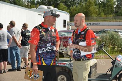 "20160813-027 - ARCA Midwest Tour ""Mid-Summer Showdown 100"" at Marshfield Motor Speedway - Marshfield, WI 8/13/2016"