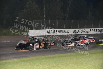 "20160813-525 - ARCA Midwest Tour ""Mid-Summer Showdown 100"" at Marshfield Motor Speedway - Marshfield, WI 8/13/2016"