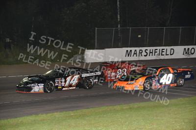 "20160813-529 - ARCA Midwest Tour ""Mid-Summer Showdown 100"" at Marshfield Motor Speedway - Marshfield, WI 8/13/2016"