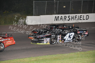 "20160813-533 - ARCA Midwest Tour ""Mid-Summer Showdown 100"" at Marshfield Motor Speedway - Marshfield, WI 8/13/2016"