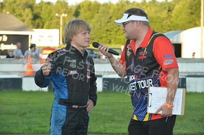 "20160813-360 - ARCA Midwest Tour ""Mid-Summer Showdown 100"" at Marshfield Motor Speedway - Marshfield, WI 8/13/2016"