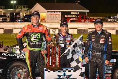 "20160813-658 - ARCA Midwest Tour ""Mid-Summer Showdown 100"" at Marshfield Motor Speedway - Marshfield, WI 8/13/2016"