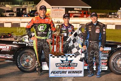 "20160813-660 - ARCA Midwest Tour ""Mid-Summer Showdown 100"" at Marshfield Motor Speedway - Marshfield, WI 8/13/2016"