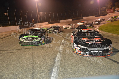 "20160903 0429 - ARCA Midwest Tour ""Bill Meiller Memorial 101"" at Dells Raceway Park - Wisconsin Dells, WI - 9/3/16"