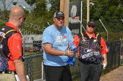 "20160903 0022 - ARCA Midwest Tour ""Bill Meiller Memorial 101"" at Dells Raceway Park - Wisconsin Dells, WI - 9/3/16"