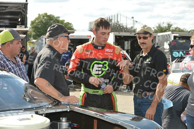 "20160903 0142 - ARCA Midwest Tour ""Bill Meiller Memorial 101"" at Dells Raceway Park - Wisconsin Dells, WI - 9/3/16"
