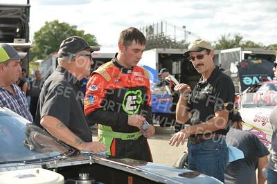 "20160903 0143 - ARCA Midwest Tour ""Bill Meiller Memorial 101"" at Dells Raceway Park - Wisconsin Dells, WI - 9/3/16"