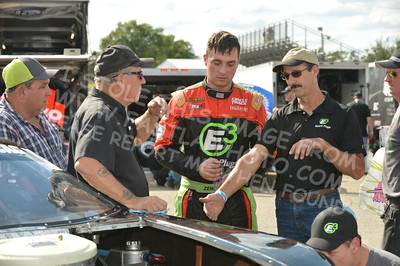 "20160903 0145 - ARCA Midwest Tour ""Bill Meiller Memorial 101"" at Dells Raceway Park - Wisconsin Dells, WI - 9/3/16"