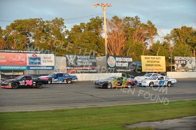 "20160903 0285 - ARCA Midwest Tour ""Bill Meiller Memorial 101"" at Dells Raceway Park - Wisconsin Dells, WI - 9/3/16"