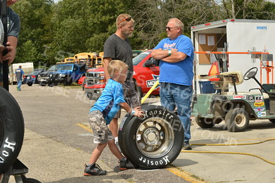 "20160903 0012 - ARCA Midwest Tour ""Bill Meiller Memorial 101"" at Dells Raceway Park - Wisconsin Dells, WI - 9/3/16"