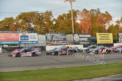"20160903 0295 - ARCA Midwest Tour ""Bill Meiller Memorial 101"" at Dells Raceway Park - Wisconsin Dells, WI - 9/3/16"