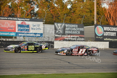 "20160903 0298 - ARCA Midwest Tour ""Bill Meiller Memorial 101"" at Dells Raceway Park - Wisconsin Dells, WI - 9/3/16"